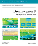 Cover image for Dreamweaver 8 Design and Construction