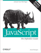 Cover image for JavaScript: The Definitive Guide, 5th Edition