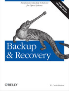 Cover image for Backup & Recovery