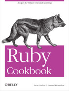 Cover image for Ruby Cookbook