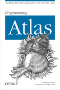 Cover image for Programming Atlas