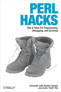 Cover of Perl Hacks