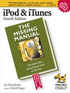 Cover image for iPod & iTunes: The Missing Manual, Fourth Edition