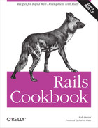 Cover image for Rails Cookbook
