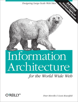 Information Architecture for the World Wide Web, 3rd Edition