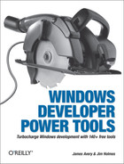 Cover image for Windows Developer Power Tools