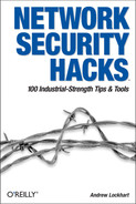 Cover image for Network Security Hacks, 2nd Edition