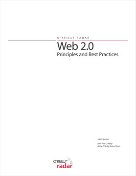 Web 2.0: Principles and Best Practices