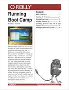 Cover image for Running Boot Camp