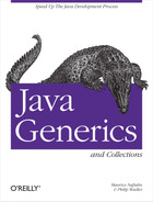 Cover of Java Generics and Collections