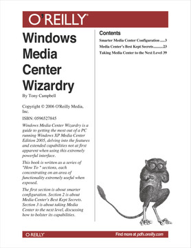 Windows Media Center Wizardry