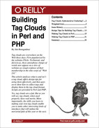 Cover image for Building Tag Clouds in Perl and PHP