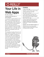 Cover image for Your Life in Web Apps