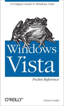 Windows Vista Pocket Reference
