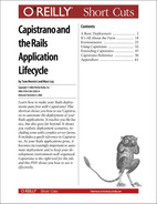 Cover image for Capistrano and the Rails Application Lifecycle