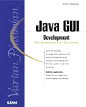 Java GUI Development: The Authoritative Solution