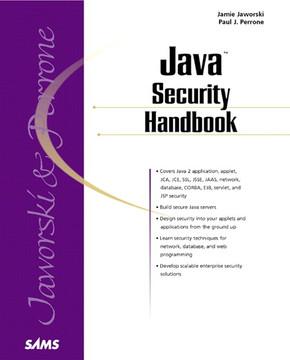 Java Security Handbook
