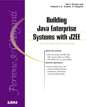 Building Java™ Enterprise Systems with J2EE™