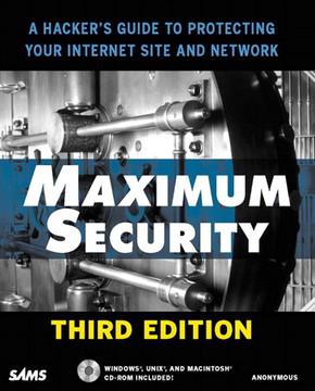 Maximum Security, Third Edition