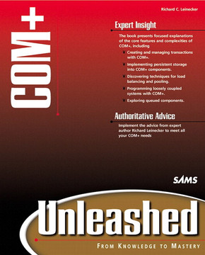 COM+ Unleashed