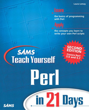 Sams Teach Yourself Perl in 21 Days, Second Edition