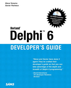 Borland® Delphi™ 6 Developer's Guide