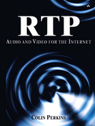 Cover of RTP: Audio and Video for the Internet