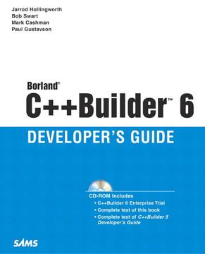 Borland C++Builder™ 6 Developer's Guide