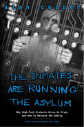 Cover of Inmates Are Running the Asylum, The: Why High-Tech Products Drive Us Crazy and How to Restore the Sanity