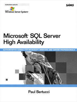 Microsoft® SQL Server High Availability