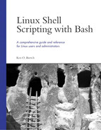 Cover of Linux Shell Scripting with Bash