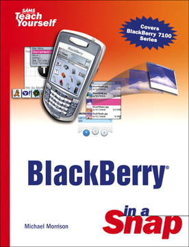 BlackBerry® in a Snap