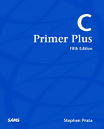 Cover of C Primer Plus, Fifth Edition