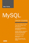 Cover of MySQL® Crash Course
