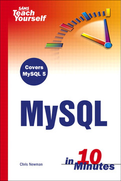 Sams Teach Yourself MySQL