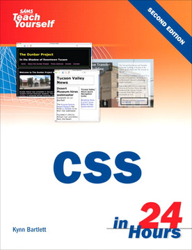 Sams Teach Yourself CSS 24 in Hours