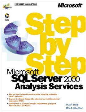 Microsoft® SQL Server™ 2000 Analysis Services Step by Step
