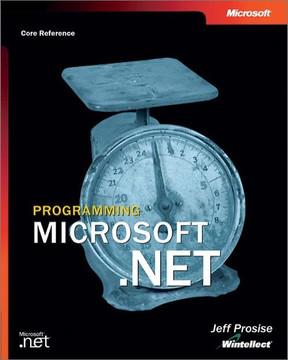 Programming Microsoft® .NET