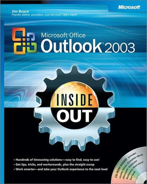 Microsoft® Office Outlook® 2003 Inside Out