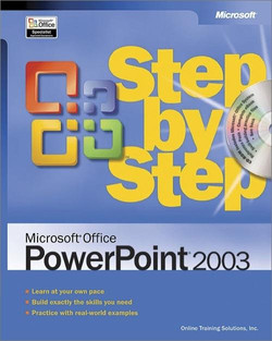 Microsoft® Office PowerPoint® 2003 Step by Step