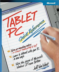 Tablet PC Quick Reference