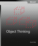 Cover of Object Thinking