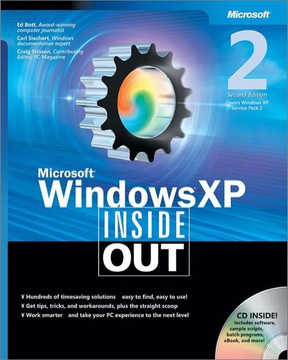 Microsoft® Windows® XP Inside Out, 2nd Edition