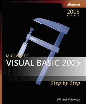 Microsoft® Visual Basic® 2005 Step by Step, 3rd Edition