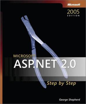 Microsoft® ASP.NET 2.0 Step By Step