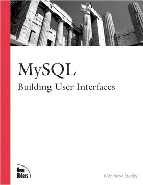 MySQL Building User Interfaces