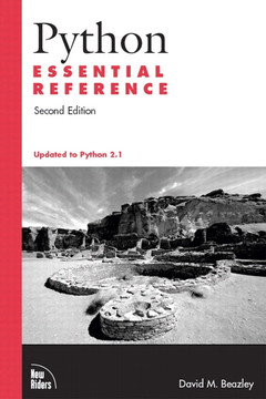 Python Essential Reference, Second Edition