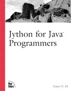 Cover of Jython for Java Programmers