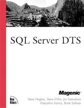 SQL Server DTS