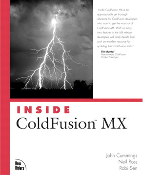 Inside ColdFusion™ MX
